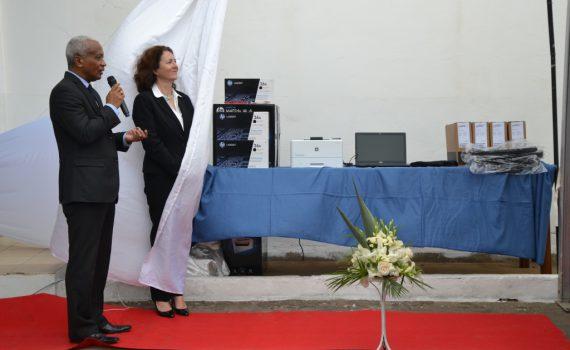 Matériels informatiques et matériel roulant pour le BIANCO