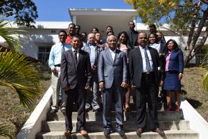 Coalition entre le BIANCO, l'Alliance Voahary gasy et le SCOOP Digital