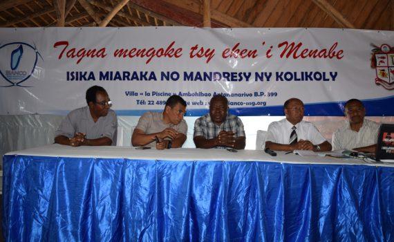 Ouverture officielle du débat public à Morondava