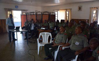 Mobilisation des Forces Armées à la Lutte Contre la Corruption