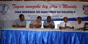 La Branche Territoriale d'Antananarivo en croisade contre la corruption