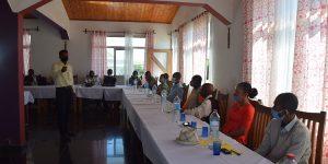 REGION ANDROY : Appropriation des acteurs locaux de la lutte contre la corruption liée au trafic illicite des ressources naturelles.