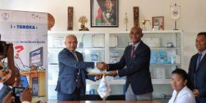 Déclaration de patrimoine du staff du Ministère de l'Environnement et du développement durable