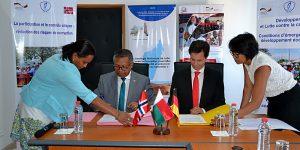 Renforcement des Institutions de Lutte contre la Corruption  à Madagascar