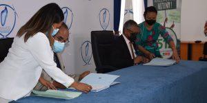 Signature de convention entre le BIANCO et l'Alliance Voahary Gasy