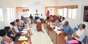 Mise en place du CAC/SPAT: le personnel formé en « Leadership et intégrité »