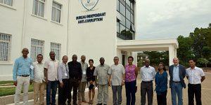 Mission de l'Association des Autorités Anti-Corruption d'Afrique du 19 au 20 novembre 2019 à Madagascar, conduite par son Président, Mr Emmanuel OLLITA ONDONGO