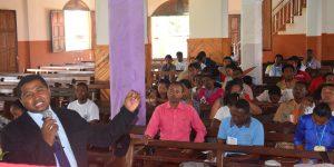 Mobilisation anti-corruption à Toamasina, Les scouts impliqués