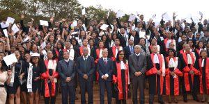 Université d'Antananarivo-Section Droit  : La promotion MENDRIKA et FENITRA lutte contre la corruption