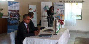 Signature d'une convention de partenariat entre le Ministère de l'Environnement et du Développement Durable (MEDD) et le Bureau Indépendant Anti-Corruption (BIANCO)