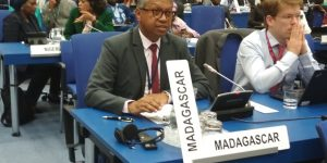 INTERVENTION DE MADAGASCAR à la 1 ère reprise de la 10 ème Session du Groupe d'examen de l'application de la Convention des Nations Unies Contre la Corruption (CNUCC), du 02 au 04 septembre 2019 et à la 10 ème Session du Groupe de travail à composition non limitée sur la prévention de la corruption (du 04 au 06 septembre 2019 – Office des Nations Unies contre la Drogue et le Crime (UNODC), Vienne, Autriche