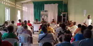 AMBANJA – Région DIANA : Le CFM relaie le BIANCO dans la mobilisation des leaders de la Société Civile.