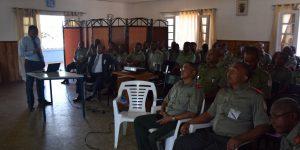 Education- Prévention: Mobilisation des Forces Armées à la Lutte Contre la Corruption