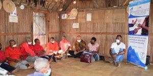 DISTRICT DE MANANJARY : les Ampanjaka Antambahoaka comme relais du BIANCO dans la LCC