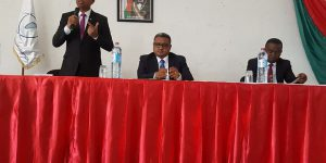 FIANARANTSOA: Visite officielle du Directeur Général du BIANCO