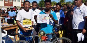 Celebration de la «JOURNEE DES RESEAUX D'HONNETETE ET D'INTEGRITE (RHI)»  à TOLIARA: Les jeunes mobilisés