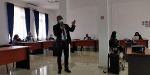 Mise en œuvre du MOFF dans le secteur public, Formation des STACs du PAOMA et du METFP