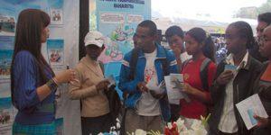 SALON DES ETUDIANTS : La lutte anti-corruption au cœur des jeunes